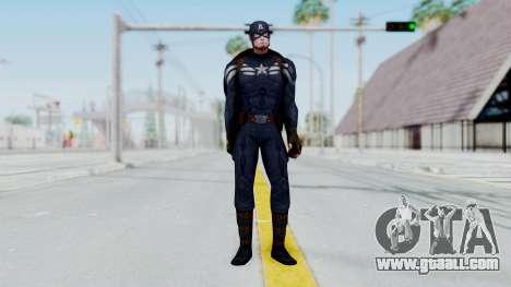 Marvel Future Fight - Captain America for GTA San Andreas second screenshot