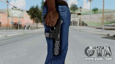 GTA 5 Machine Pistol - Misterix 4 Weapons for GTA San Andreas third screenshot