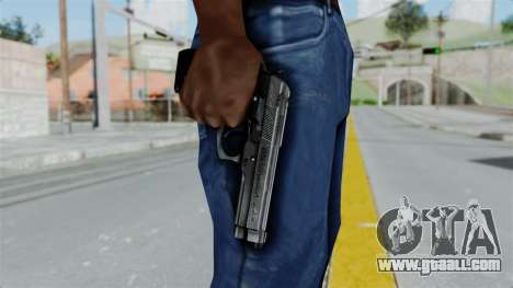 Tariq Iraq Pistol for GTA San Andreas third screenshot