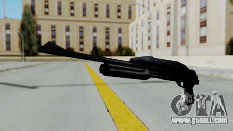 GTA 3 Shotgun for GTA San Andreas