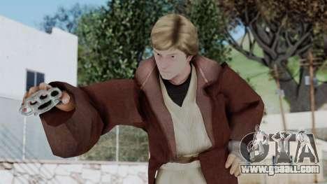 SWTFU - Luke Skywalker Spirit Apprentice Outfit for GTA San Andreas