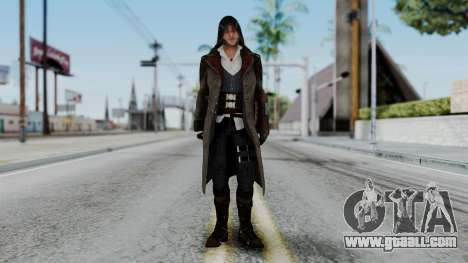 Jacob Frye - Assassins Creed Syndicate for GTA San Andreas second screenshot