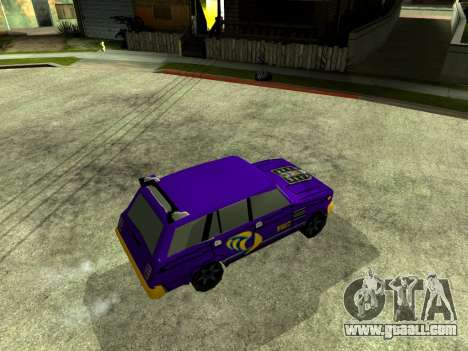 VAZ 2104 WRC for GTA San Andreas right view