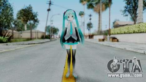 Mamama Api Miku from MMD for GTA San Andreas second screenshot