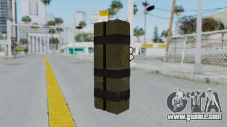GTA 5 Stickybomb for GTA San Andreas second screenshot