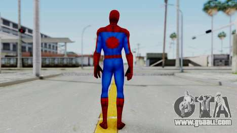 Marvel Future Fight Spider Man Classic v2 for GTA San Andreas third screenshot