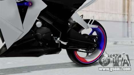 Honda CB150R for GTA San Andreas right view