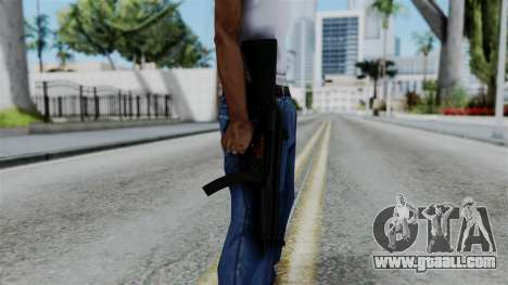 No More Room in Hell - MP5 for GTA San Andreas