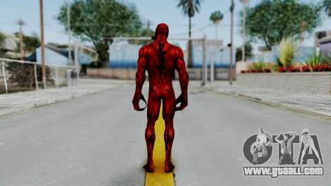 Marvel Future Fight - Carnage for GTA San Andreas third screenshot