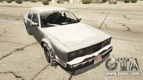 GTA IV Esperanto - winter version for GTA 5