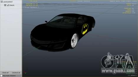 Batman Jester for GTA 5