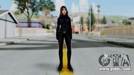 Marvel Future Fight Daisy Johnson v1 for GTA San Andreas second screenshot