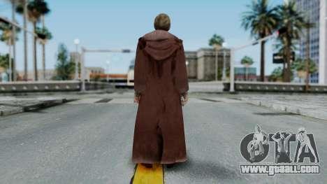 SWTFU - Luke Skywalker Spirit Apprentice Outfit for GTA San Andreas third screenshot