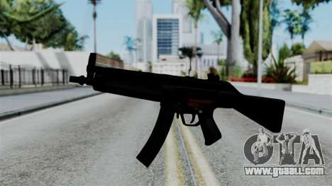 No More Room in Hell - MP5 for GTA San Andreas second screenshot