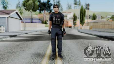 Interventna Jedinica Policije for GTA San Andreas second screenshot
