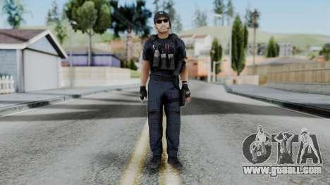 Interventna Jedinica Policije for GTA San Andreas second screenshot