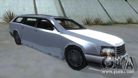 GTA LCS Sindacco Argento for GTA San Andreas right view