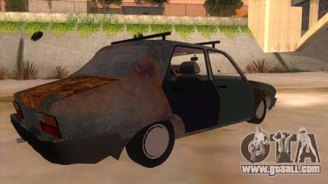 Dacia 1310 Rusty v2 for GTA San Andreas right view