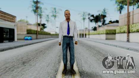 CS 1.6 Hostage B for GTA San Andreas second screenshot