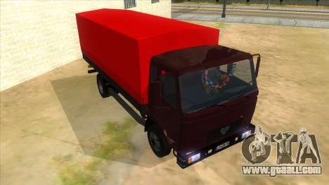 1991 TAM 130 T11 for GTA San Andreas back view