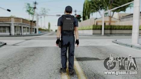 Interventna Jedinica Policije for GTA San Andreas third screenshot