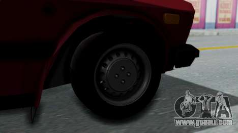Yugo GV US for GTA San Andreas back left view