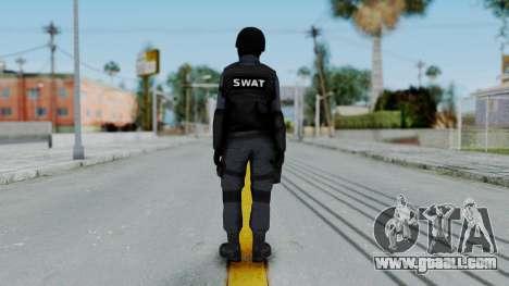 S.W.A.T v2 for GTA San Andreas third screenshot