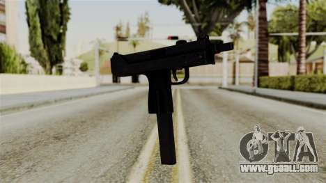MAC-10 for GTA San Andreas second screenshot