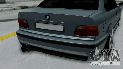 BMW 320 E36 Coupe for GTA San Andreas back view