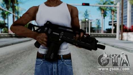 G36k from GTA 5 for GTA San Andreas third screenshot