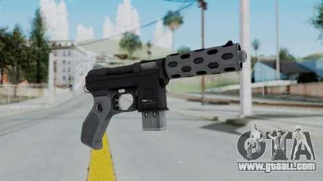 GTA 5 Machine Pistol - Misterix 4 Weapons for GTA San Andreas