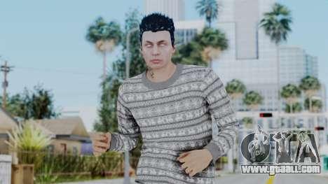 GTA Online DLC Festive Suprice 1 for GTA San Andreas