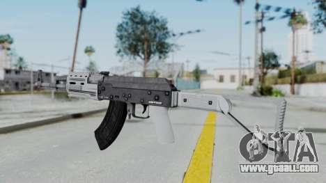 GTA 5 Assault Rifle - Misterix 4 Weapons for GTA San Andreas second screenshot