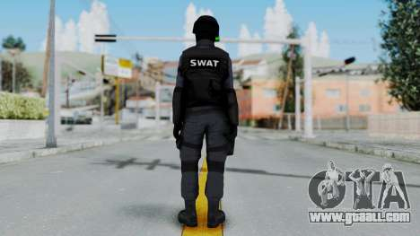 S.W.A.T v3 for GTA San Andreas third screenshot