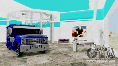 SF Paul Walker of Always Evolving Car for GTA San Andreas third screenshot