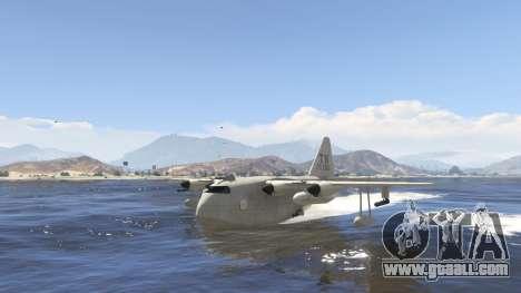 GTA 5 Amphibious Plane sixth screenshot
