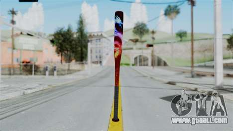 GTA 5 Baseball Bat 3 for GTA San Andreas second screenshot