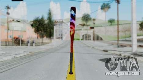 GTA 5 Baseball Bat 3 for GTA San Andreas second screenshot