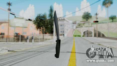 Vice City Knife for GTA San Andreas second screenshot