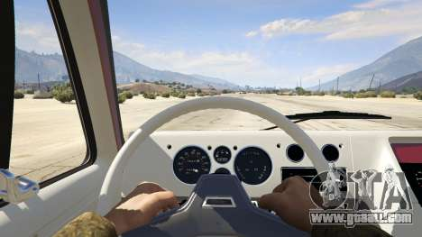 GMC Vandura (A-Team Van) for GTA 5