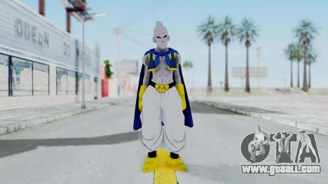 DBZBT3 - Buu Evil for GTA San Andreas second screenshot