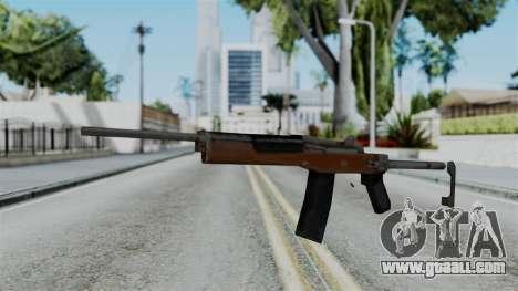 G36C for GTA San Andreas