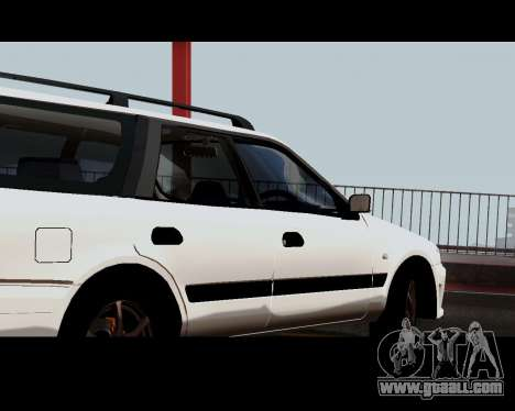 Nissan Stagea Tunable for GTA San Andreas left view