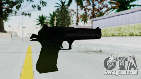 Pouxs Desert Eagle v1 for GTA San Andreas second screenshot