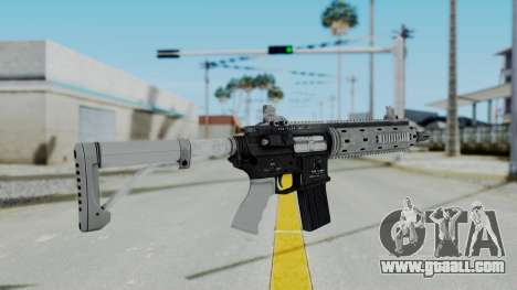 GTA 5 Carbine Rifle for GTA San Andreas third screenshot