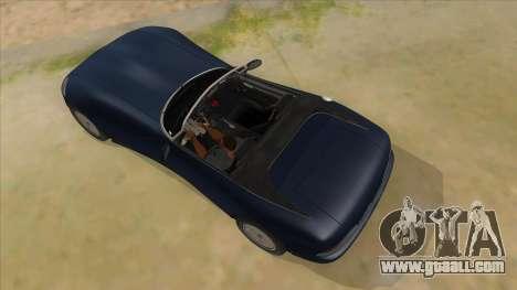 HD Banshee update for GTA San Andreas upper view