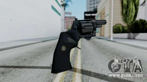 Vice City Beta Shorter Colt Python for GTA San Andreas second screenshot