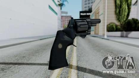 Vice City Beta Shorter Colt Python for GTA San Andreas second screenshot