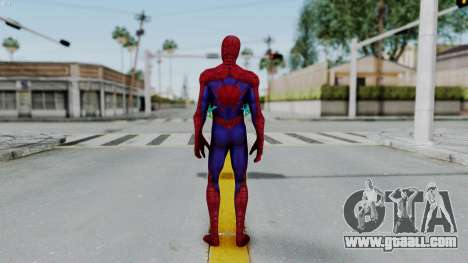 Marvel Future Fight Spider Man All New v2 for GTA San Andreas third screenshot