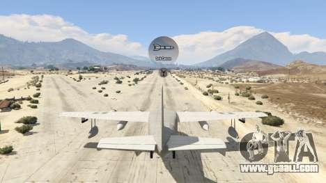 GTA 5 Amphibious Plane ninth screenshot